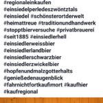 """Screenshot zum """"Tag des Deutschen Bieres"""" vom 20.04.2020"""
