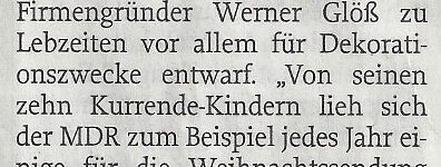 Freie Presse 01.11.2014