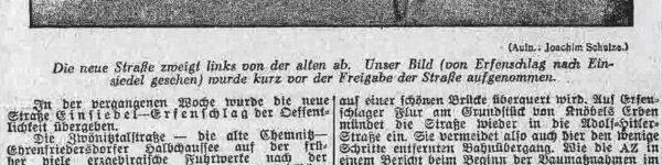 """""""Allgemeine Zeitung Chemnitz"""", 4. Oktober 1938"""