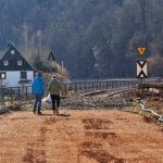 Ohne Gleis - Bilder vom Tage
