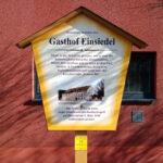 Standort Nr. 15 am ehemaligen Gasthof Einsiedel - Bilder vom Tage