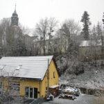 Schnee am Ostermontag - Bilder vom Tage
