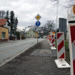 Umbau Bahnübergang beginnt - Bilder vom Tage