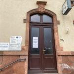 Corona Schnelltestzentrum im Rathaus Einsiedel - Bilder vom Tage