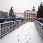 Es bleibt winterlich - Bilder vom Tage