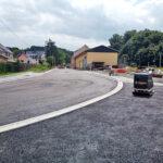 AsphaltarbeitenAm Einsiedler Bahnhof - Bilder vom Tage